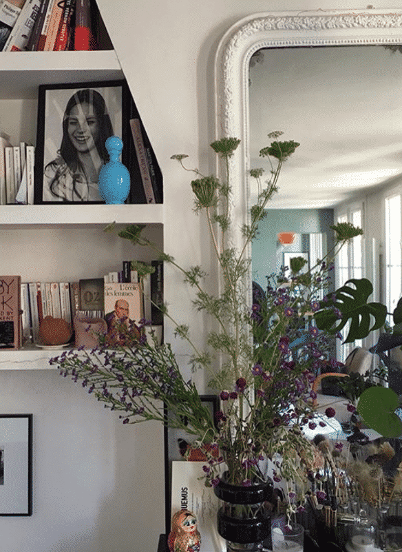 Miroir de Jeanne